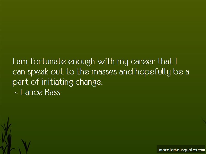 Lance Bass Quotes Pictures 3