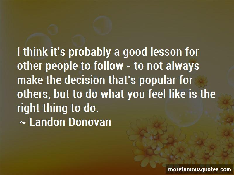 Landon Donovan Quotes Pictures 2