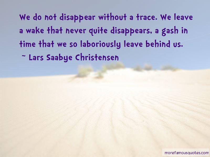 Lars Saabye Christensen Quotes Pictures 2