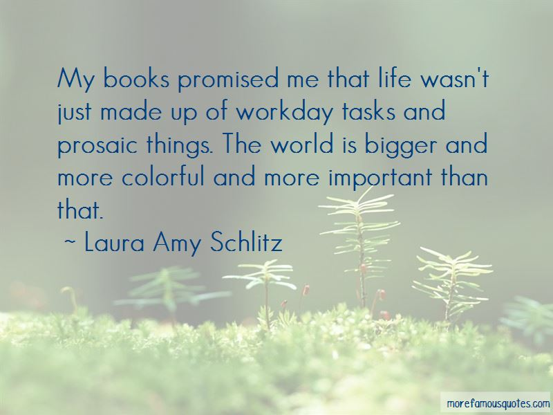 Laura Amy Schlitz Quotes Pictures 4