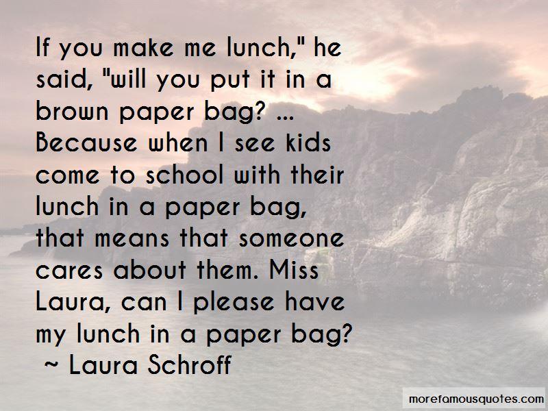 Laura Schroff Quotes Pictures 4