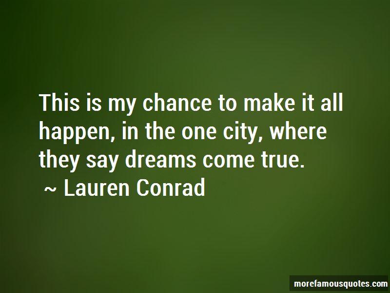 Lauren Conrad Quotes Pictures 3