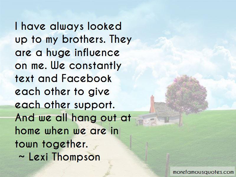Lexi Thompson Quotes Pictures 2