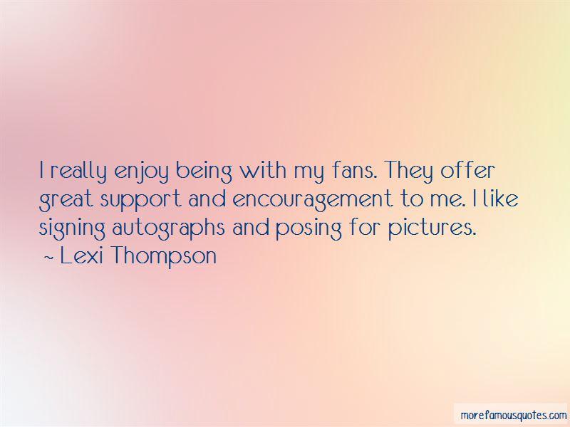 Lexi Thompson Quotes Pictures 4