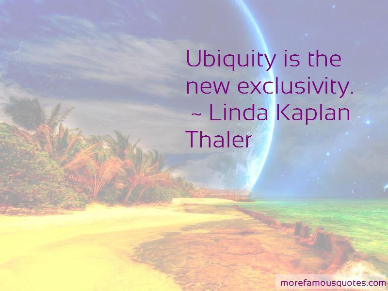 Linda Kaplan Thaler Quotes Pictures 2