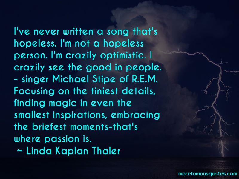Linda Kaplan Thaler Quotes Pictures 3