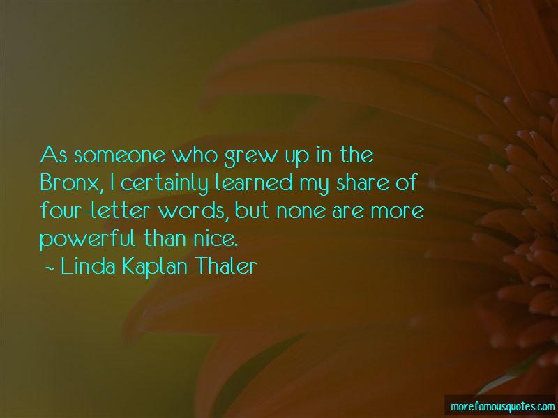 Linda Kaplan Thaler Quotes