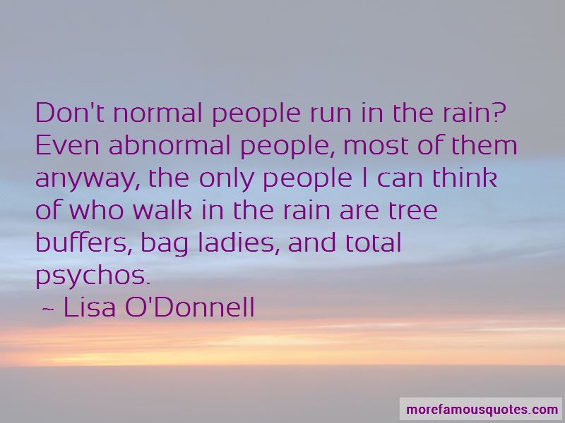 Lisa O'Donnell Quotes Pictures 4