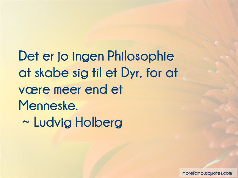 Ludvig Holberg Quotes Pictures 4