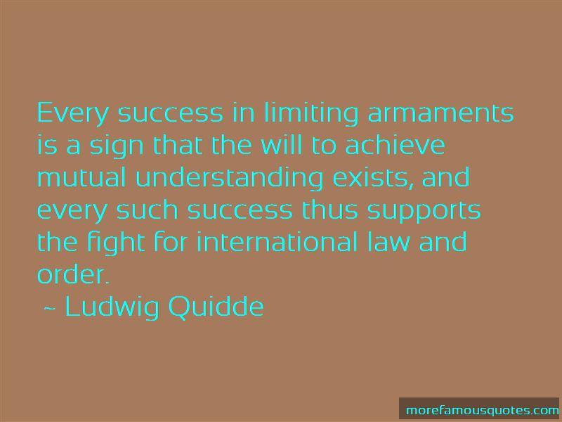 Ludwig Quidde Quotes Pictures 4