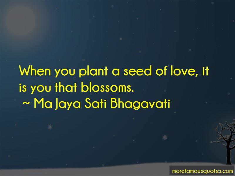 Ma Jaya Sati Bhagavati Quotes Pictures 2