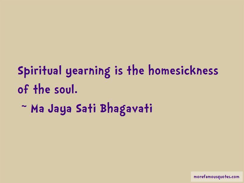 Ma Jaya Sati Bhagavati Quotes Pictures 3
