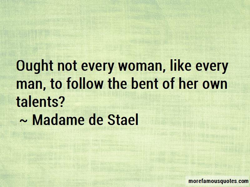 Madame De Stael Quotes Pictures 2