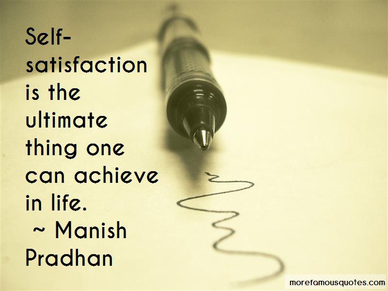 Manish Pradhan Quotes