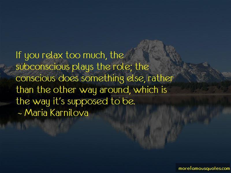 Maria Karnilova Quotes Pictures 4