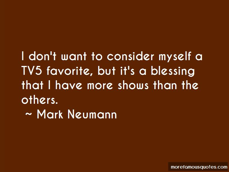 Mark Neumann Quotes Pictures 2