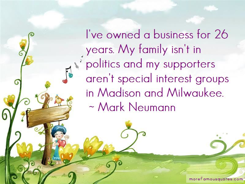 Mark Neumann Quotes Pictures 4