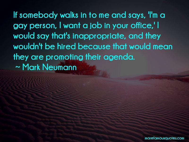 Mark Neumann Quotes
