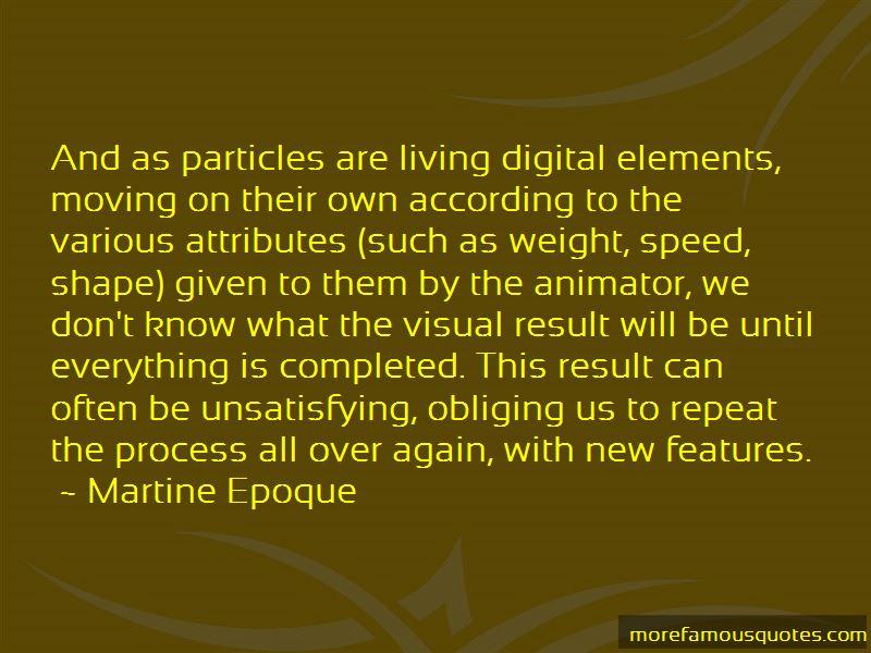 Martine Epoque Quotes