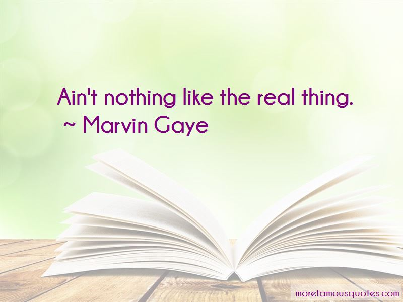 Marvin Gaye Quotes Pictures 2