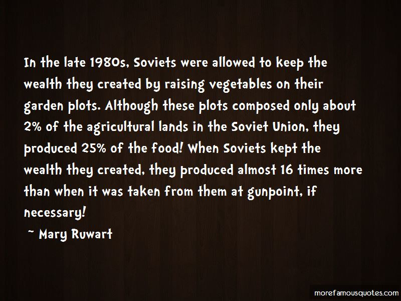 Mary Ruwart Quotes