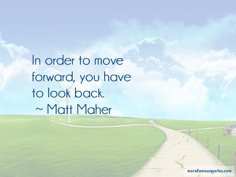 Matt Maher Quotes