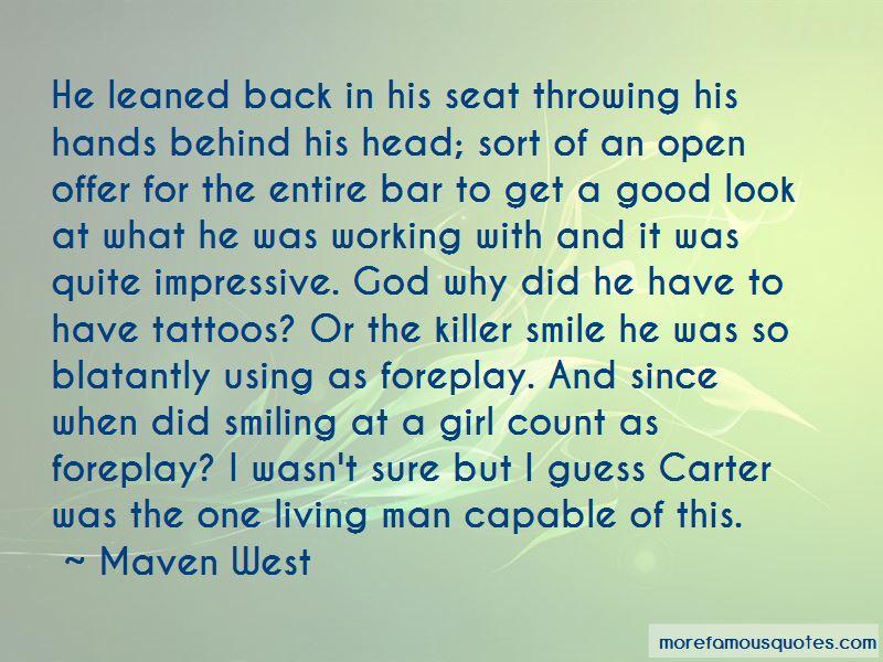 Maven West Quotes Pictures 2
