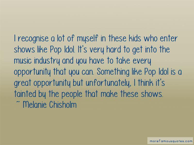 Melanie Chisholm Quotes Pictures 4