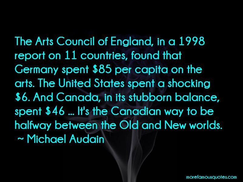 Michael Audain Quotes Pictures 4