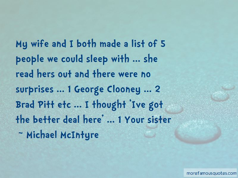 Michael McIntyre Quotes Pictures 2