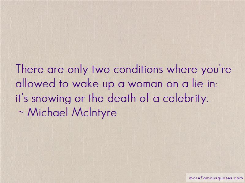 Michael McIntyre Quotes Pictures 3