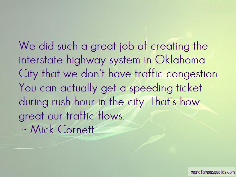 Mick Cornett Quotes