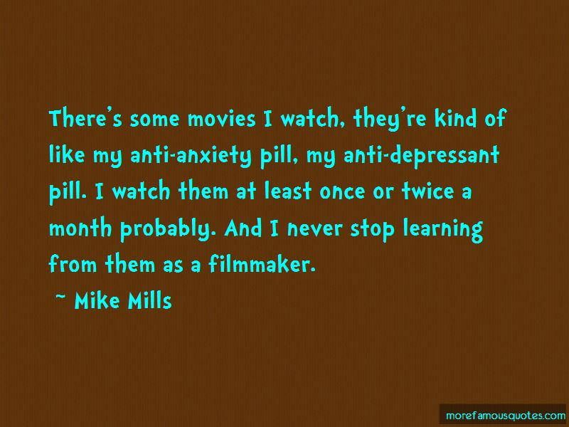 Mike Mills Quotes Pictures 2