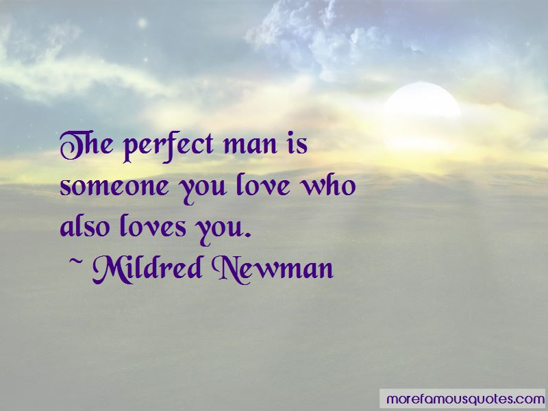 Mildred Newman Quotes Pictures 2