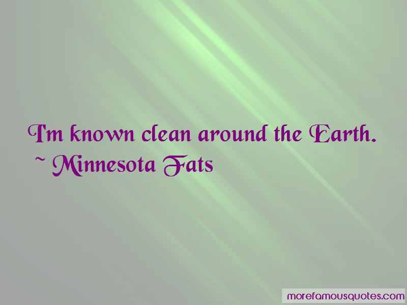 Minnesota Fats Quotes Pictures 3