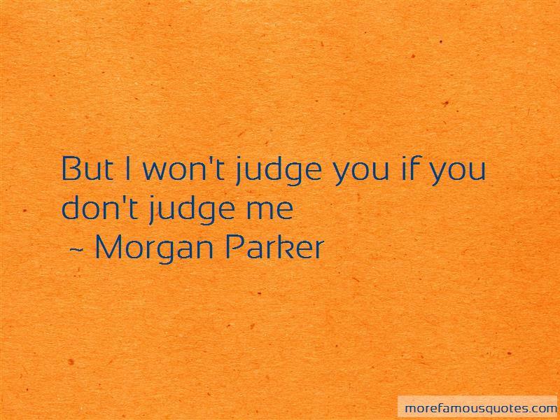 Morgan Parker Quotes