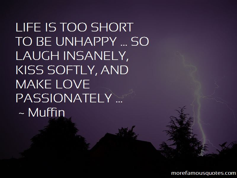 Muffin Quotes