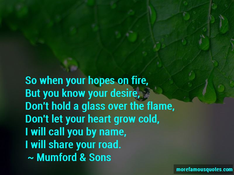 Mumford & Sons Quotes Pictures 2
