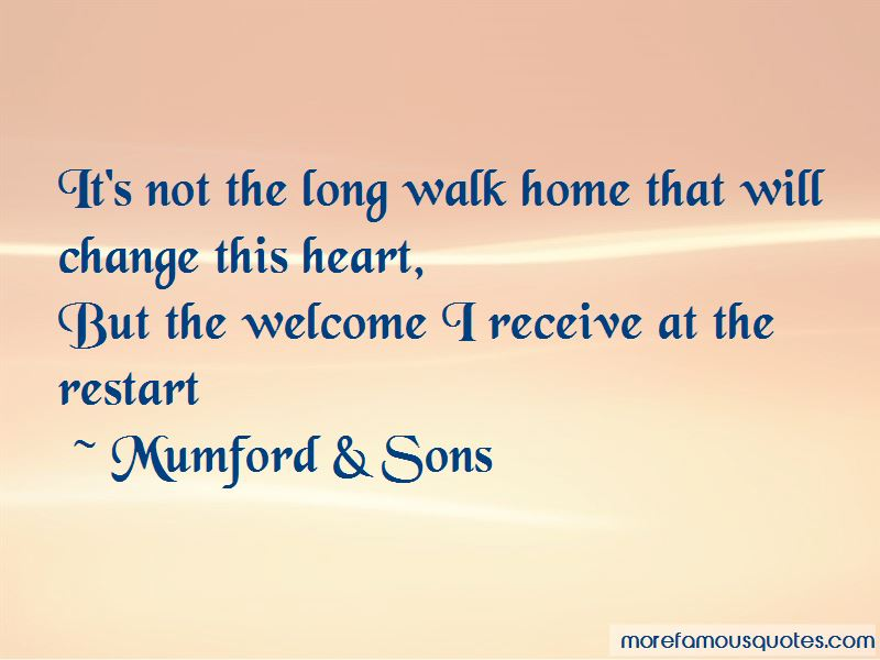 Mumford & Sons Quotes Pictures 3