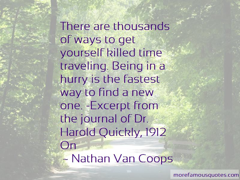 Nathan Van Coops Quotes Pictures 2