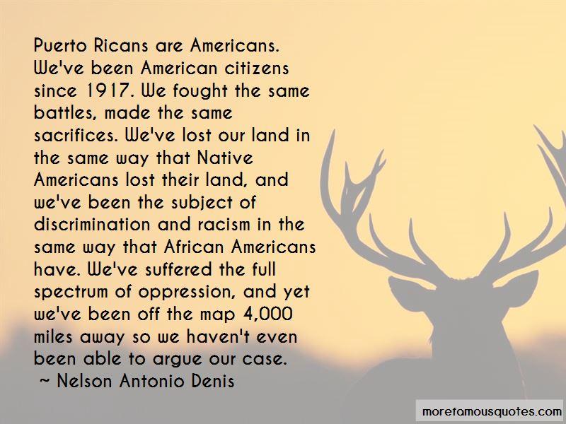 Nelson Antonio Denis Quotes Pictures 2