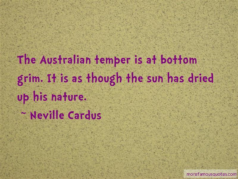Neville Cardus Quotes Pictures 2