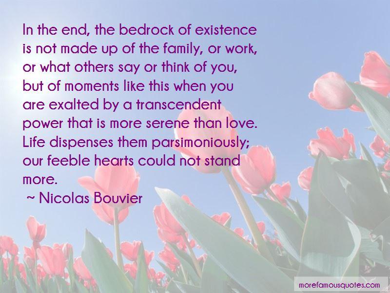 Nicolas Bouvier Quotes