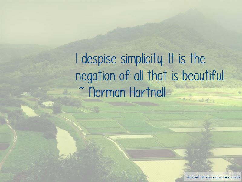 Norman Hartnell Quotes Pictures 2