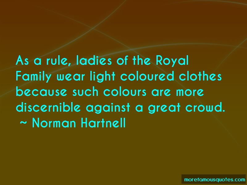 Norman Hartnell Quotes Pictures 3