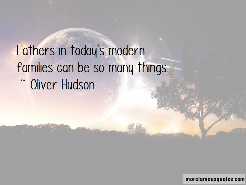 Oliver Hudson Quotes Pictures 2