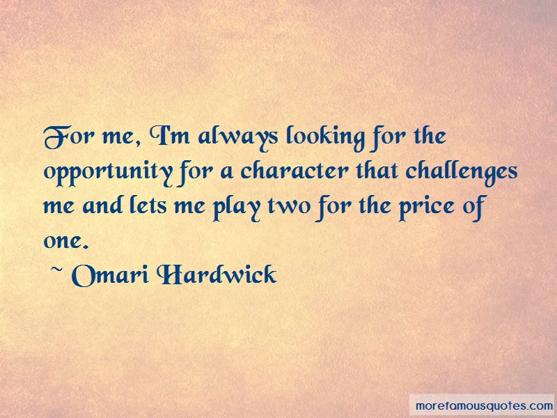 Omari Hardwick Quotes Pictures 2