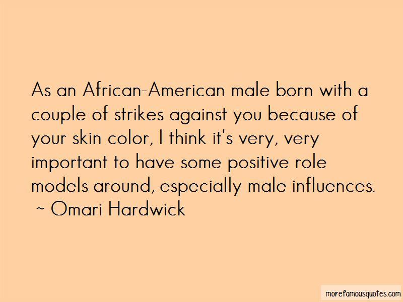 Omari Hardwick Quotes Pictures 4