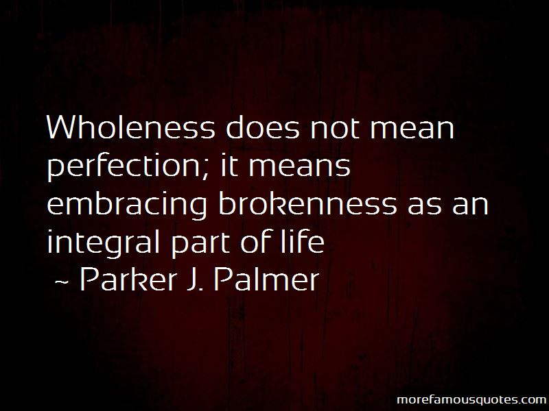 Parker J. Palmer Quotes Pictures 3