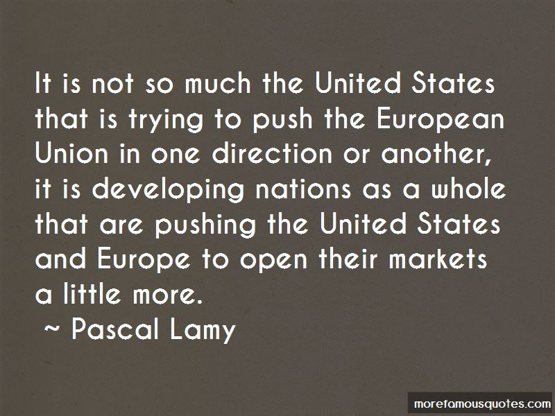 Pascal Lamy Quotes Pictures 4